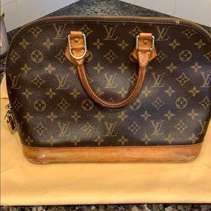 """Louis Vuitton Alma bag """"PM"""""""